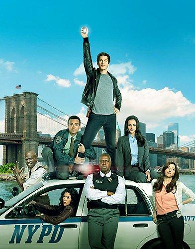 Brooklyn Nine-Nine season 5 poster