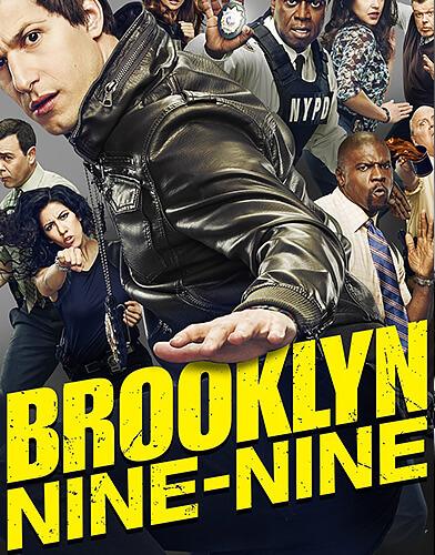 Brooklyn Nine-Nine Season 6 poster