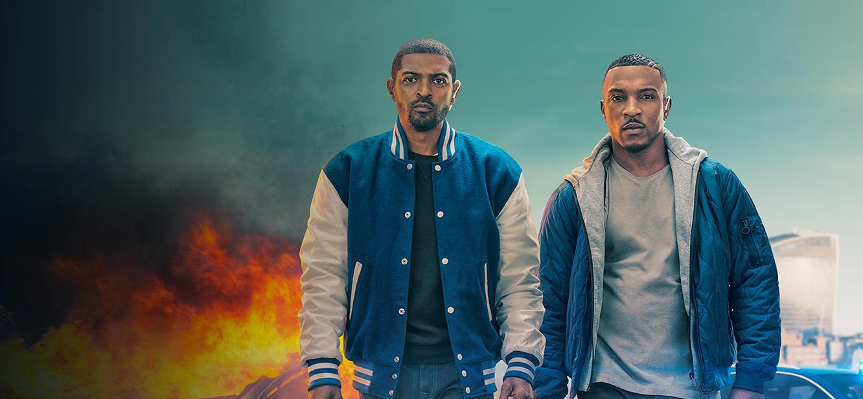 Bulletproof Season 1 tv series Poster