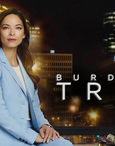 Burden of Truth tv series poster