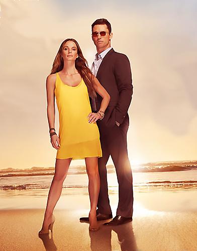 Burn Notice Season 5 poster