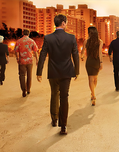 Burn Notice Season 7 poster