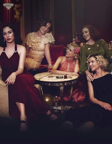 Cable Girls Season 3 poster