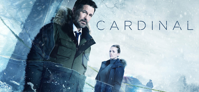 Cardinal Season 3 tv series Poster