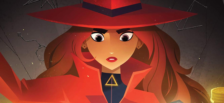 Carmen Sandiego Season 1 tv series Poster