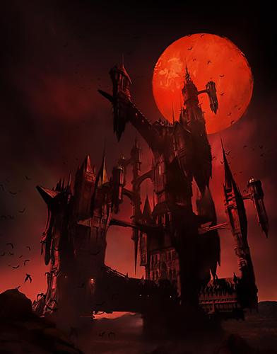 Castlevania  Season 1 poster
