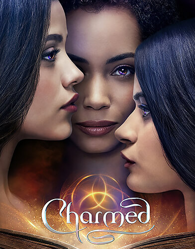 Charmed season 1 poster