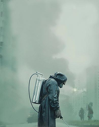Chernobyl Season 1 poster