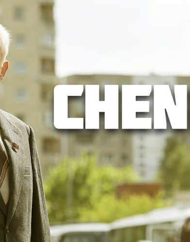 Chernobyl tv series poster