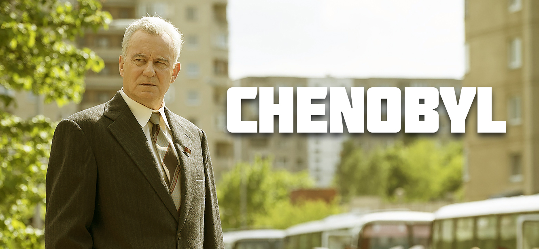 Chernobyl Season 1 tv series Poster