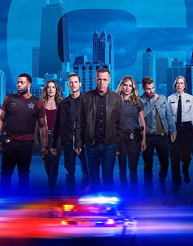 Chicago P.D. Season 7 poster