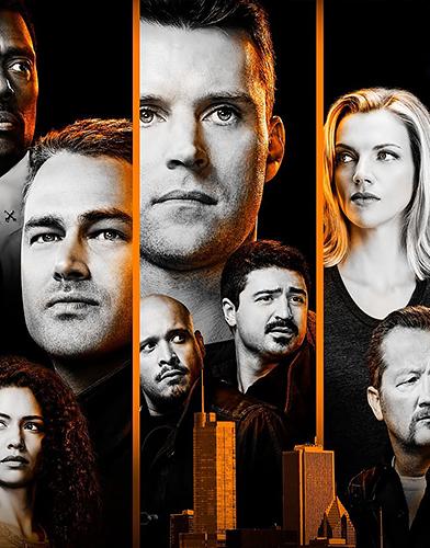 Chicago Fire Season 7 poster