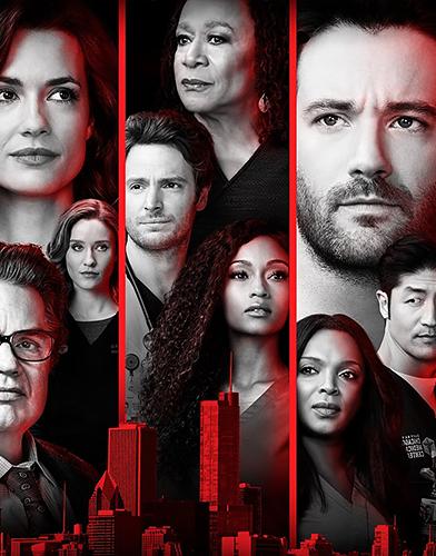 Chicago Med Season 4 poster