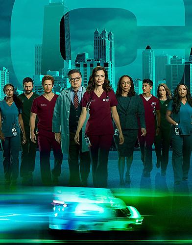 Chicago Med Season 5 poster