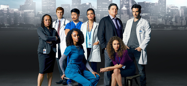 Chicago Med Season 3 tv series Poster