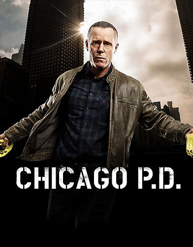 Chicago P.D. Season 5 poster
