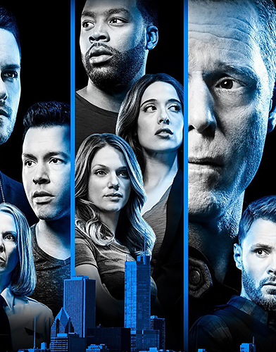 Chicago P.D. Season 6 poster