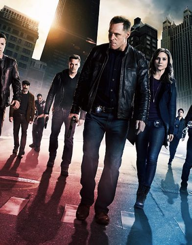 Chicago P.D. tv series poster