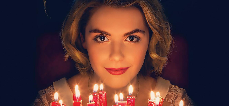 Chilling Adventures of Sabrina Season 1 tv series Poster
