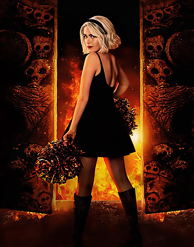 Chilling Adventures of Sabrina Season 3 poster