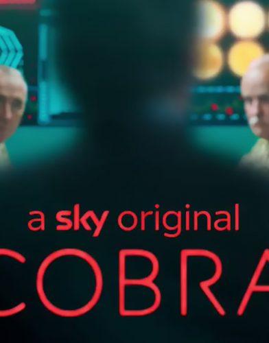 Cobra tv series poster