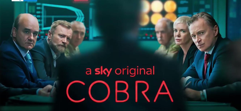 Cobra Season 1 tv series Poster