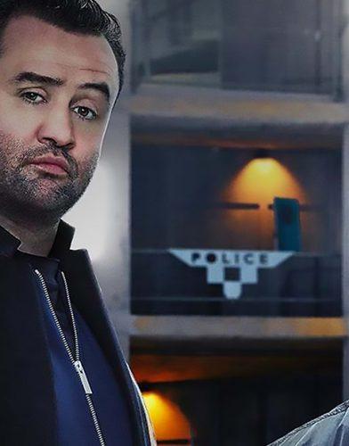 Code 404 tv series poster