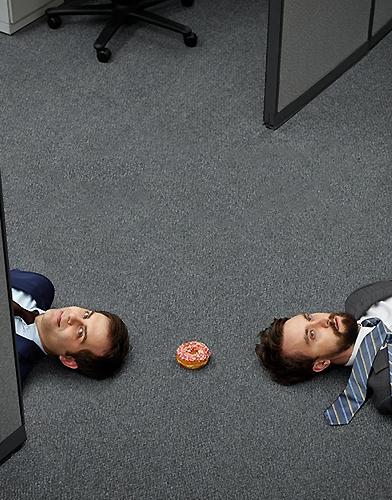 Corporate Season 3 poster