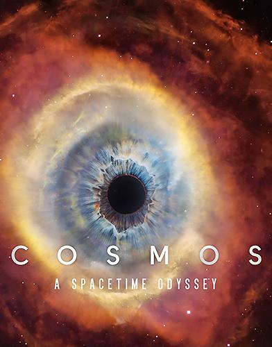 Cosmos A Spacetime Odyssey season 1 Poster