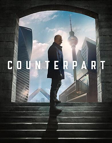 Counterpart season 1 poster