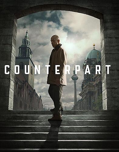 Counterpart season 2 poster
