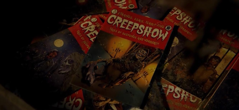 Creepshow Season 1 tv series Poster
