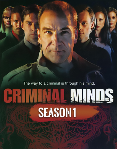 Criminal Minds Season 1 poster