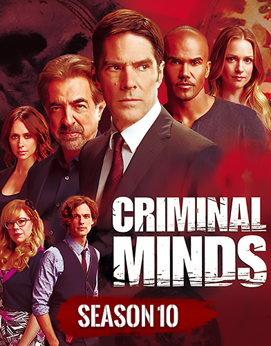 Criminal Minds Season 10 poster