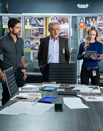 Criminal Minds Season 15 poster