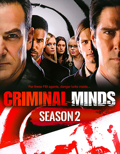 Criminal Minds Season 2 poster