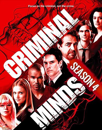 Criminal Minds Season 4 poster