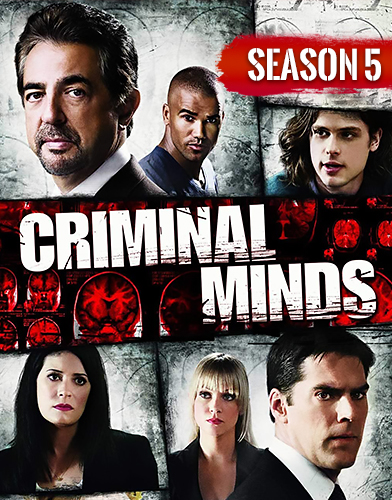 Criminal Minds Season 5 poster