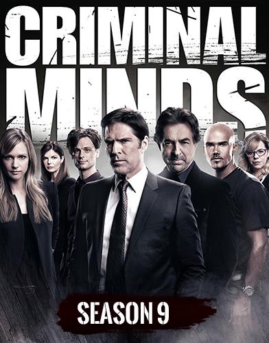 Criminal Minds Season 9 poster