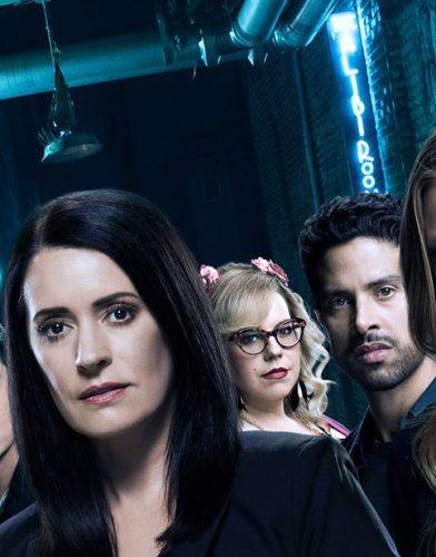 Criminal minds tv series poster
