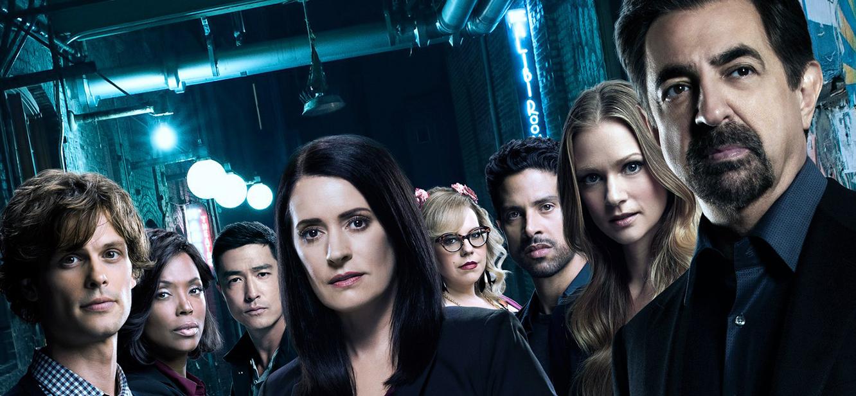 Criminal Minds Season 1 tv series Poster