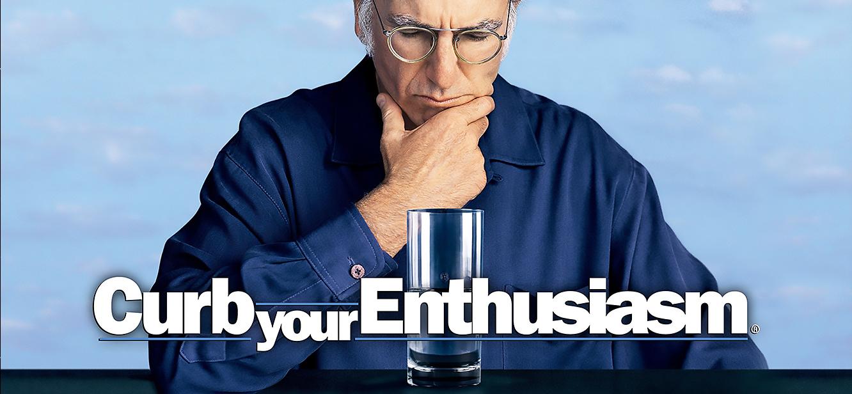 Curb Your Enthusiasm Season 9 tv series Poster