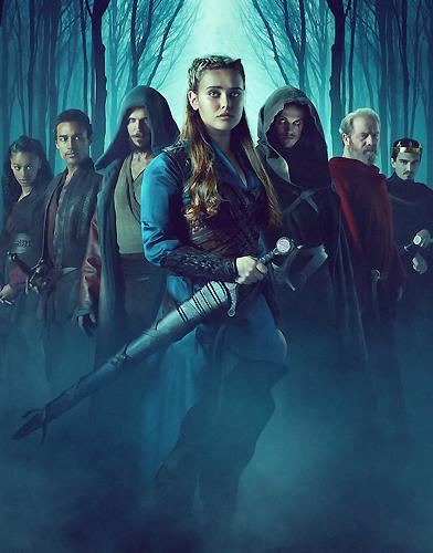 Cursed season 1 poster 1