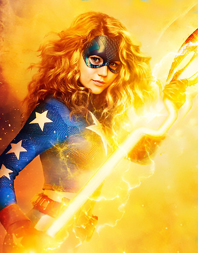 Stargirl Season 1 poster