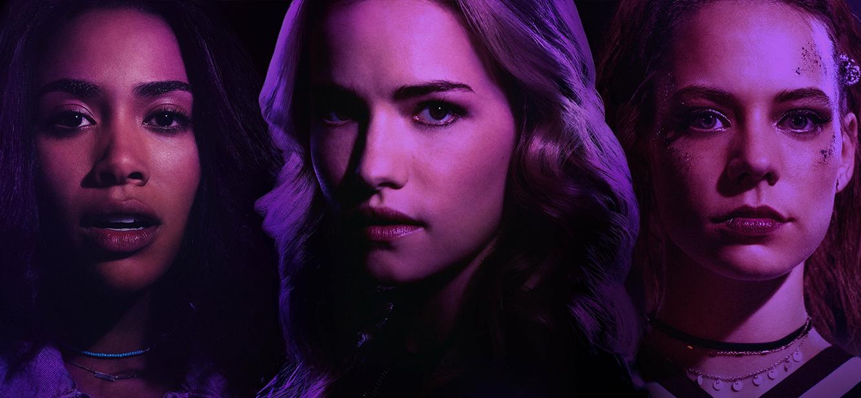 Dare Me Season 1 tv series Poster