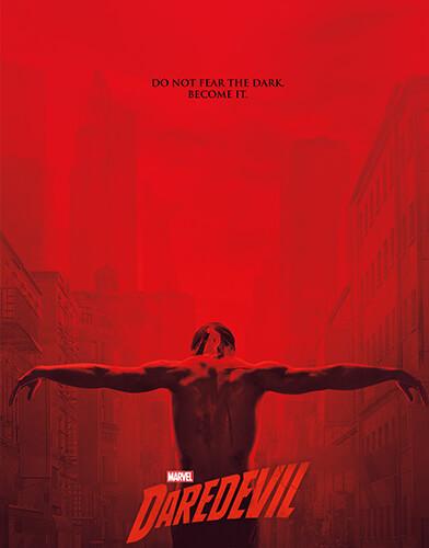 Daredevil season 3 poster