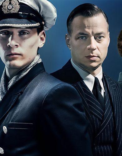 Das Boot tv series poster