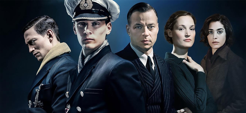 Das Boot Season 2 tv series Poster