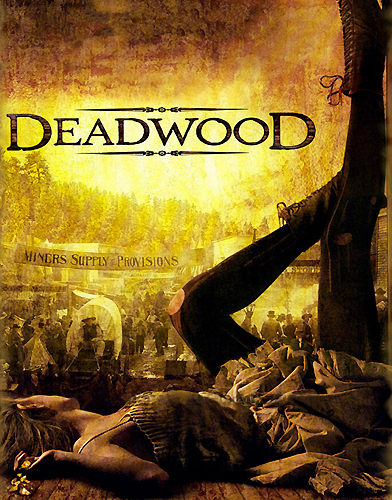 Deadwood Season 1 poster