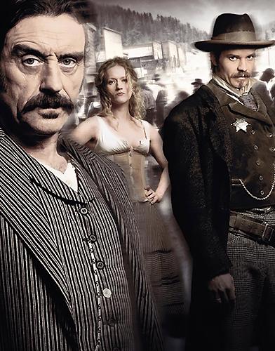Deadwood season 2 poster